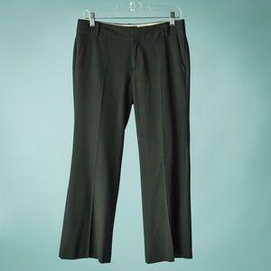 Banana Republic 6P Black Martin Fit Pants